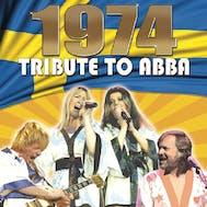 1974 ABBA TRIBUTE SHOW
