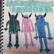 Galaxy Monsters