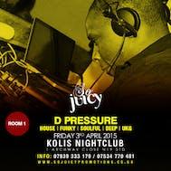 D Pressure