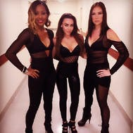 Liberty X - Jessica, Kelli and Michelle