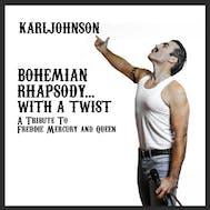 Karl Johnson as Freddie Mercury