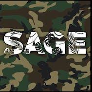 Sage The Jungle Drummer